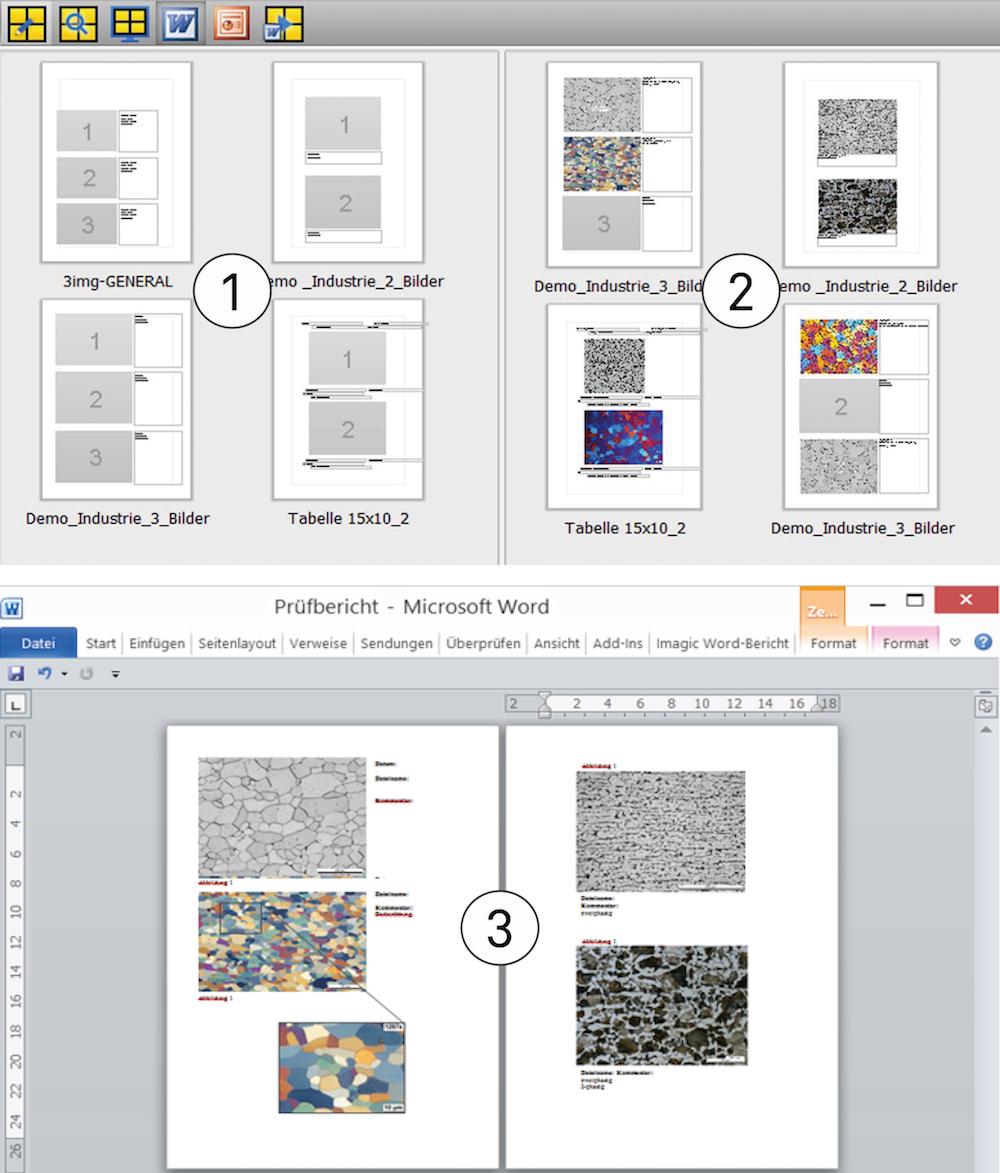 Als WORD® kalibrieren lernte   Imagic Bildverarbeitung AG